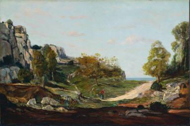 Landscape at Saint-André, Near Marseilles