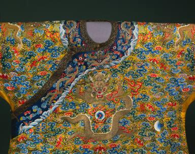 Imperial Robe, Semi-formal (Ch'i-fu)