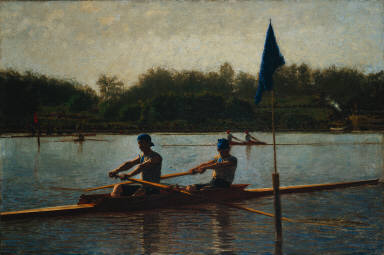 The Biglin Brothers Turning the Stake-Boat