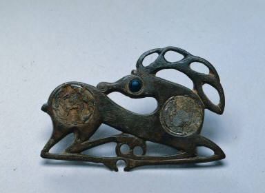 Fibula in the Form of a Recumbent Stag