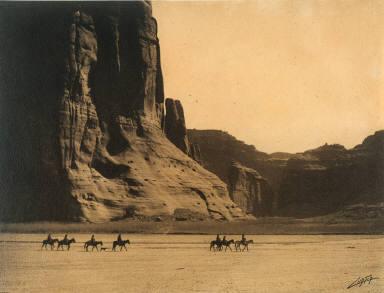 Cañon de Chelly - Navajo