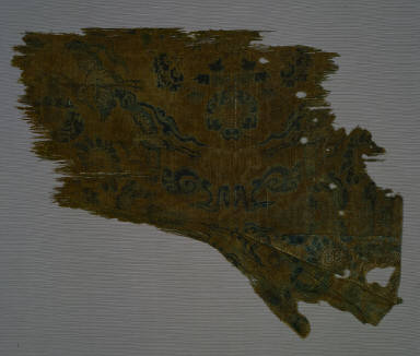Fragment from a Garment (smaller fragment, outer layer)