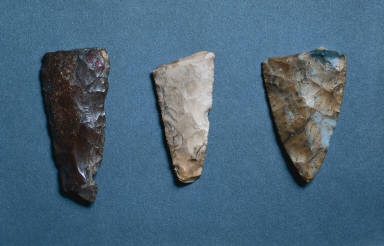 Sickle Blades (ca. 78 fragments)