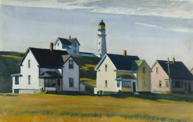 Lighthouse Village, Cape Elizabeth