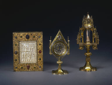 Monstrance with a Relic of Saint Sebastian