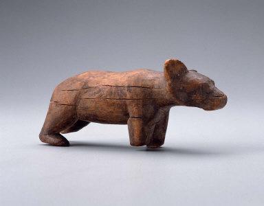 Figurine of a bear