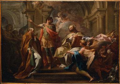 Saints Ippolito, Taurino, and Ercolano