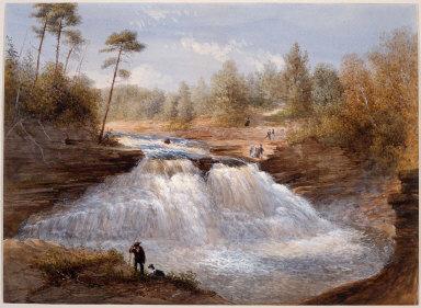 Alice Falls, Essex County, New York