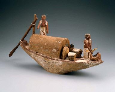 Model kitchen boat