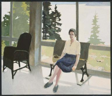 Portrait of Nancy Porter Straus