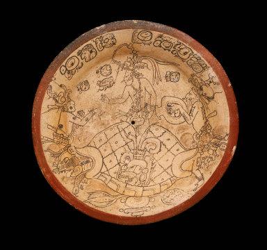 Codex-style plate