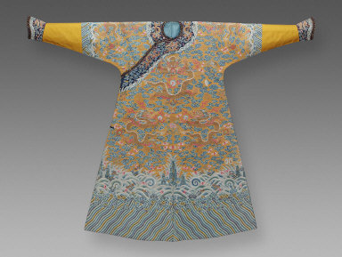 Emperor's semi-formal court robe (jifu)