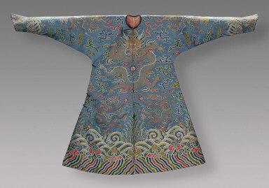 Man's semi-formal court robe (jifu)