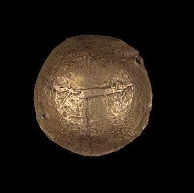 Hemispherical object