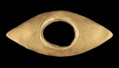 Mask? inlay of human eye