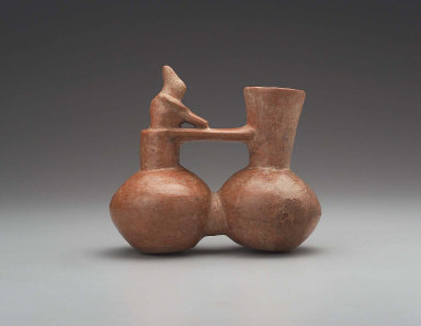 Double-chambered whistling jar