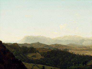 The Sabine Mountains