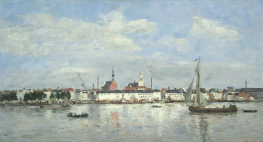 The Quay at Antwerp