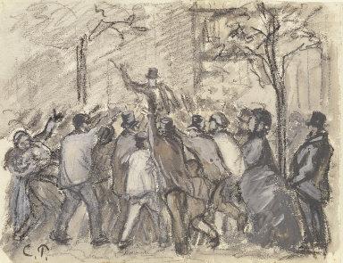Urban Uprising in Paris