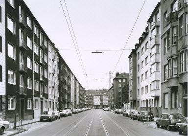 Sommerstrasse, Düsseldorf