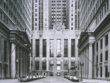 South LaSalle Street (Chicago Board of Trade), Chicago