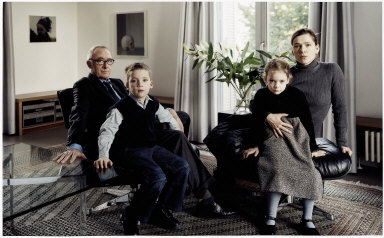 The Richter Family 1, Cologne
