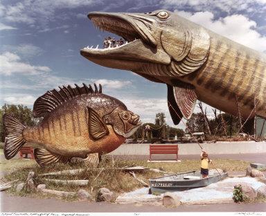 National Freshwater Fishing Hall of Fame, Hayward, Wisconsin