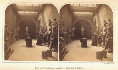 The Graeco-Roman Saloon, British Museum