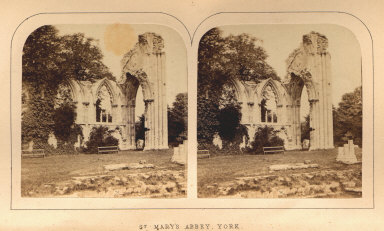 St. Mary's Abbey, York