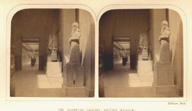 The Assyrian Gallery, British Museum