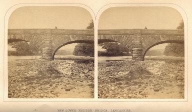 New Lower Hodder Bridge, Lancashire