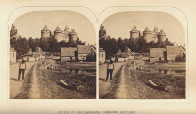 """The Stereoscopic Magazine: a Gallery of Landscape Scenery, Architecture, Antiquities, and Natural History"", 1862"