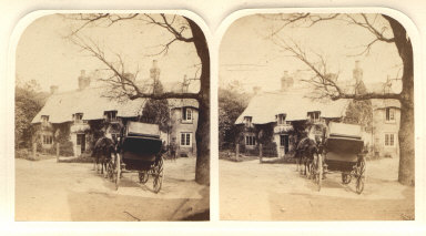 """""""The Stereoscopic Magazine: a Gallery of Landscape Scenery, Architecture, Antiquities, and Natural History"""", 1863"""