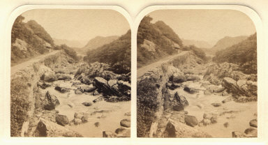 """The Stereoscopic Magazine: a Gallery of Landscape Scenery, Architecture, Antiquities, and Natural History"", 1863"