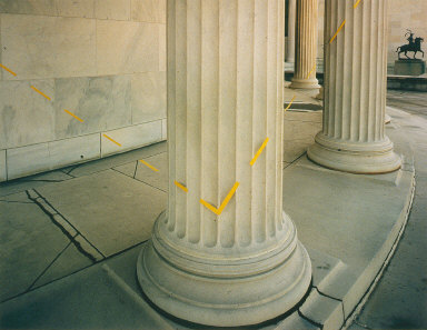 Yellow Right-angle, Albright-Knox Art Gallery, Buffalo, New York