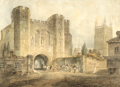 King Edgar's Gate, Worcester