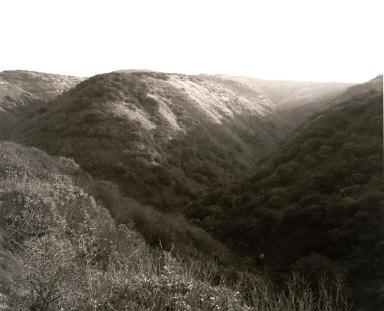 Edge of Redlands, California