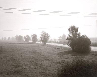 Interstate 10, West Edge of Redlands, California