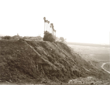 New Development on what was a Citrus Growing Estate, Highland, California