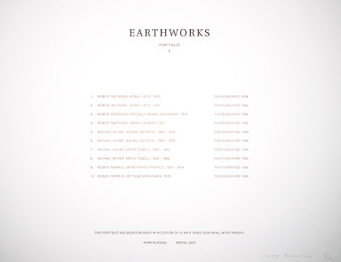 Earthworks Portfolio I