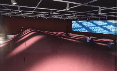 Mute Room: Interior View