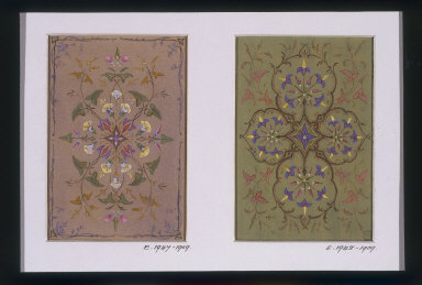 DESIGN for the back of a playing cards