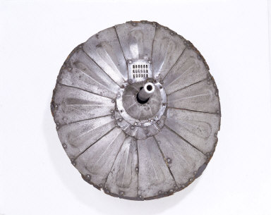 SHIELD with pistol
