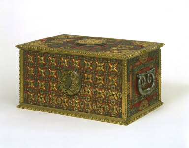 QUEEN MARY'S JEWEL CASKET