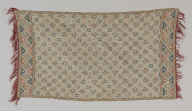 Embroidered Shawl (?)