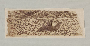 Fragment of an Embroidery