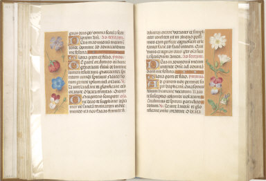 Hours of Queen Isabella the Catholic, Queen of Spain: fol. 19 (verso)