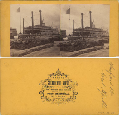 Steamboat Great Republic
