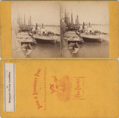 Morgan's ferry landing