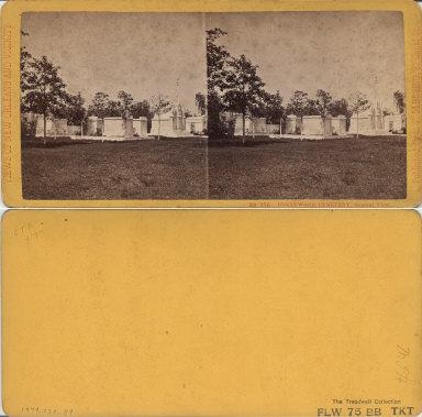 Greenwood Cemetery general view